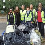 Pieve, batteries and bottles in the parking large amount: Cleanbusters consider care of it – Chronicle