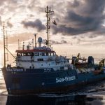 Sea Check out unloads 403 illegal immigrants to us: with the authorization of the authorities