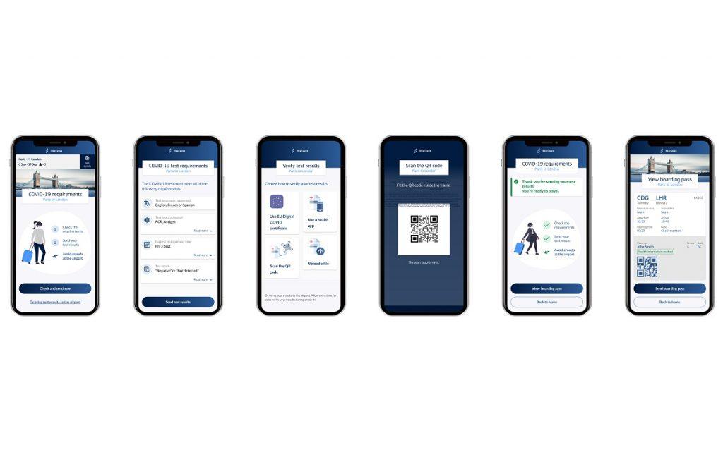 Avant de proposer aux passagers de scanner ou de télécharger leurs documents de santé, Traveler ID for Safe Travel vérifie les exigences de leur destination en fonction des réglementations nationales - DR : Amadeus